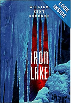 Iron Lake (Cork O'Connor Mysteries) - William Kent Krueger