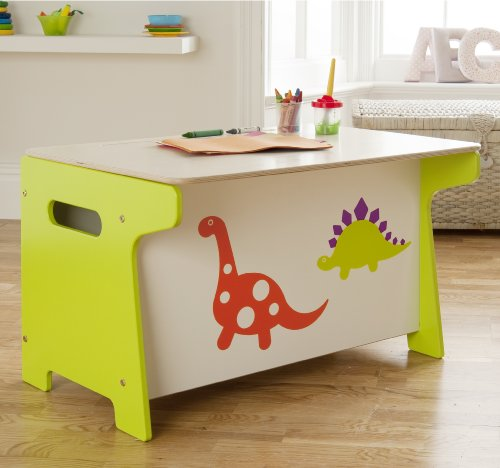 millhouse coffre a jouets et bureau dinosaure your 1 source for toys and games. Black Bedroom Furniture Sets. Home Design Ideas