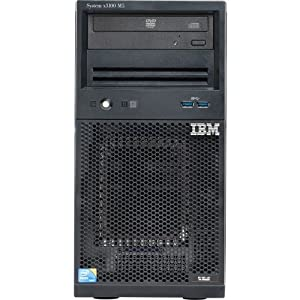 Ibm Corporation - Ibm System X X3100 M5 5457Ecu 4U Mini-Tower Server - 1 X Intel Xeon E3-1220 V3 3.10 Ghz - 1 Processor Support - 8 Gb Standard/32 Gb Maximum Ram - 1 Tb Hdd - Serial Ata/300 Raid Supported Controller - Gigabit Ethernet - Raid Level: 0, 1, 1+0 - 350 W