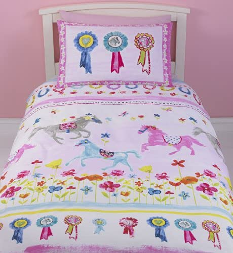 Horse And Pony Bedding Totally Kids Totally Bedrooms
