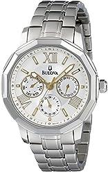 Bulova Women's 96N103 Sport Casual Bracelet Watch