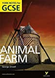 Wanda Opalinska Animal Farm: York Notes for GCSE by Opalinska, Wanda 1st (first) Edition (2011)