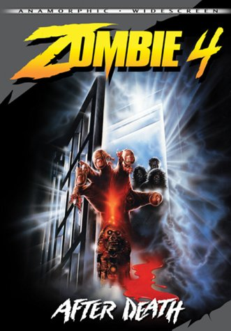 Cover art for  Zombie 4: After Death