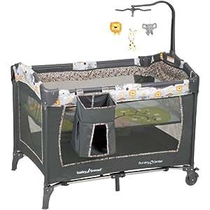 Amazon Com Baby Trend Nursery Center Playard Bassinet