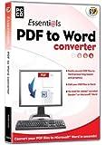 Essentials PDF-to-Word Convertor (PC CD)