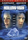 Hollow Man [DVD] [2000] [Region 1] [US Import] [NTSC]
