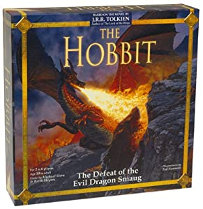 The Hobbit Board Game: Defeat of the Evil Dragon Smaug