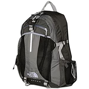 THE NORTH FACE RECON DAY PACK - - ZINC GREY / ASPHALT GREY