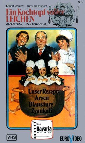 Ein Kochtopf voller Leichen [VHS]
