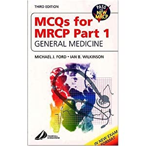 MCQ's for MRCP Part 1: General Medicine (MRCP Study Guides)  51ADC5N0TNL._SL500_AA300_
