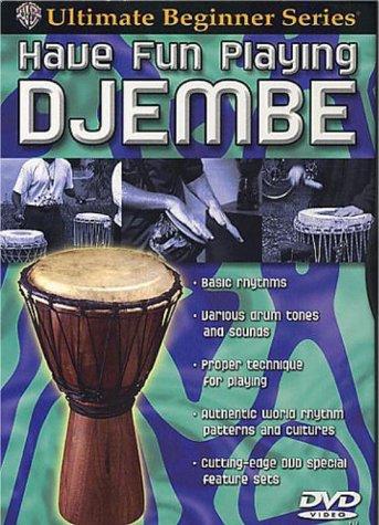 Have Fun Playing Djembe [DVD]