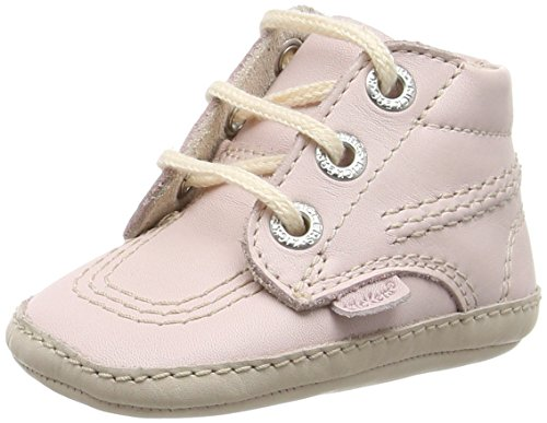 KickersKick Bonnie B - Muffole da bambini Bimbe' , Rosa (Rosa (Pink)), 3-6 months