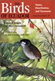 img - for The Birds of Ecuador, Vol. 1: Status, Distribution, and Taxonomy book / textbook / text book
