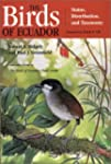 The Birds of Ecuador: Status, Distrib...