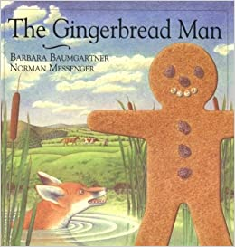Nursery Classics: Gingerbread Man: Barbara Baumgartner, Norman