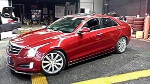 spoiler for Cadillac ATS [D3 style][Cadillac ATS front spoiler][not