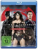 Batman v Superman: Dawn of Justice - Ultimate Edition [Blu-ray] - Mit Henry Cavill, Ben Affleck, Gal Gadot, Amy Adams, Laurence Fishburne