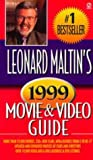 Leonard Maltin's Movie and Video Guide 1999 (Serial) (0451195825) by Leonard Maltin