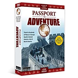 Passport To Adventure (4-DVD)