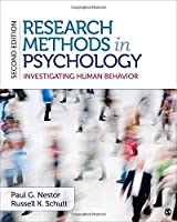 Research Methods in Psychology: Investigating Human Behavior, 2nd Edition