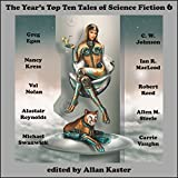 img - for The Year's Top Ten Tales of Science Fiction 6 book / textbook / text book