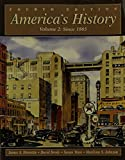 America's History: Since 1865 (0312193890) by Henretta, James A.