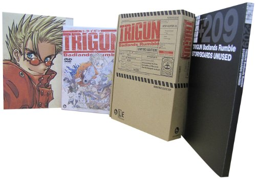 劇場版トライガン「TRIGUN Badlands Rumble」(DVD限定版) [DVD]
