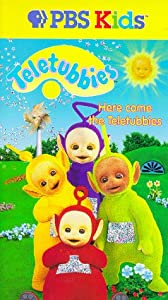 Amazon.com: Teletubbies:Here Come the Teletubbies [VHS