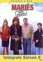 Mariés deux enfants : L'Intégrale Saison 6 - Coffret 3 DVD
