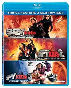 Spy Kids Triple Feature [Blu-ray]