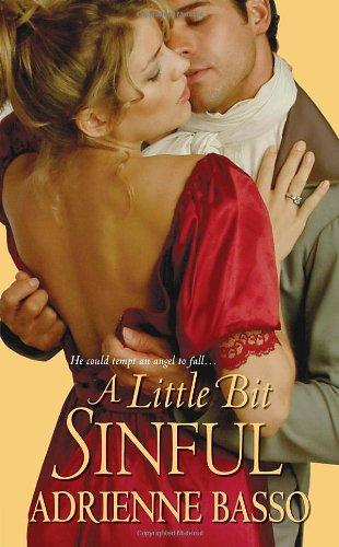 Image of A Little Bit Sinful (Zebra Historical Romance)