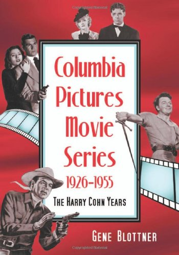 Columbia Pictures Movie Series, 1926-1955: The Harry Cohn Years front-901670
