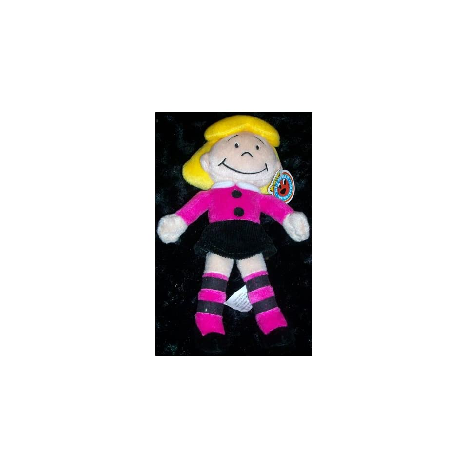 Clifford the Big Red Dog 9 Plush Emily Doll Toy