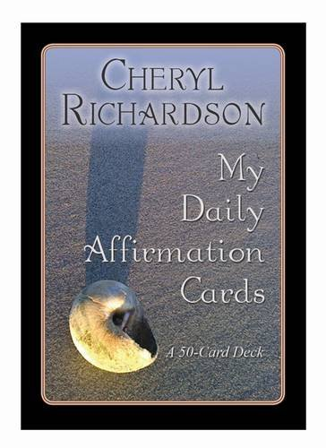 My Daily Affirmation Cards: A 50-Card Deck plus Dear Friends card (The Quest Tarot Deck compare prices)