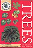 Trees of Britain and Europe (Kingfisher Pocket Guides)
