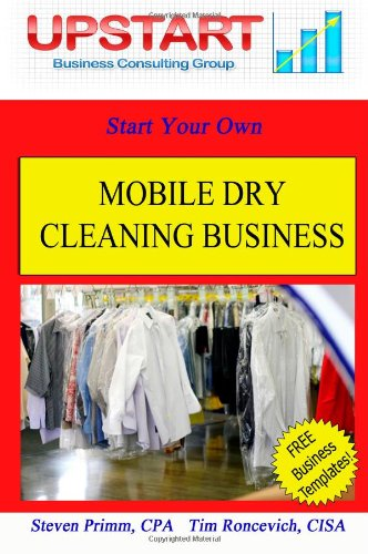 Mobile Dry Cleaning Business