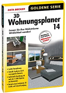 3d wohnungsplaner 14 software for Diseno de interiores 3d data becker