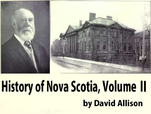 History of Nova Scotia, Volume 2