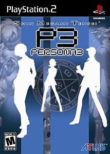 Shin Megami Tensei: Persona 3 - PlayStation 2
