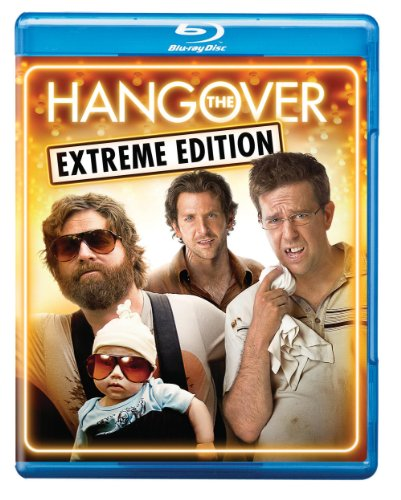 Cover art for  The Hangover (Extreme Edition) [Blu-ray]