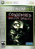 Condemned Criminal Origins - Xbox 360