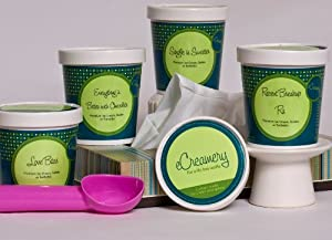 eCreamery Break Up Sampler Pack - Ice Cream