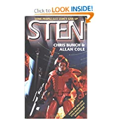 Sten by Chris Bunch and Allan Cole