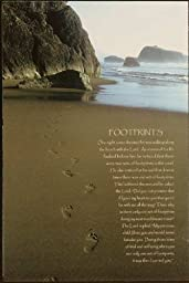 P. Graham Dunn BOC55 Ocean Footprints with Poem