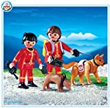 Hospital 4227: Rescue Unit with Dogs - Playmobil