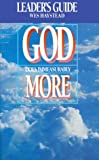 img - for God Does Immeasurably More: Leaders Guide book / textbook / text book