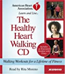 The Healthy Heart Walking CD: Walking...