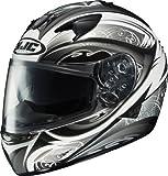 HJC IS-16 Lash Full Face Motorcycle Helmet MC-5 Black Large L