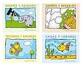 Al Derecho y Al Reves - 4 Titulos Diferentes (Spanish Edition)