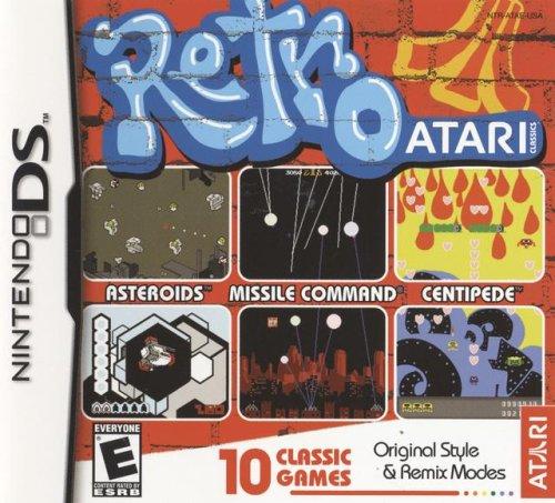Retro Atari Classics (Asteroids, Missle Command, Centipede)